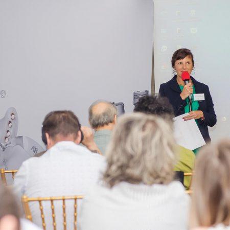 Training corporate mindfulness cu Alexandra Popa